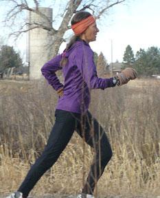 Janet Running