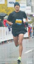 Running Boulder, Colorado